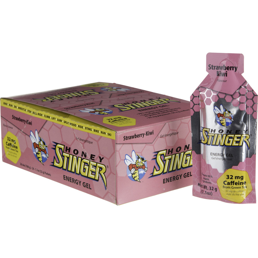 Honey stinger gel001