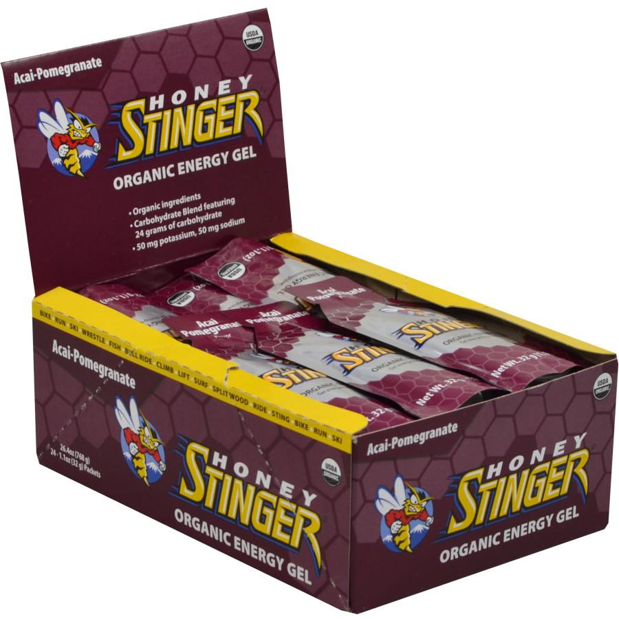 Honey Stinger Organic Energy Gels - 24-Pack
