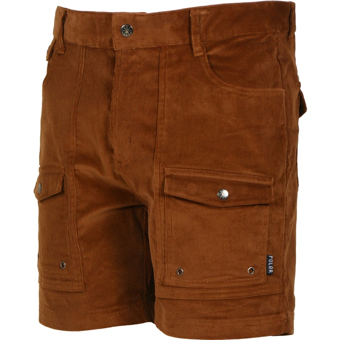 Poler scout shorts hazel