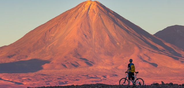 Mountain Biking the Atacama Desert