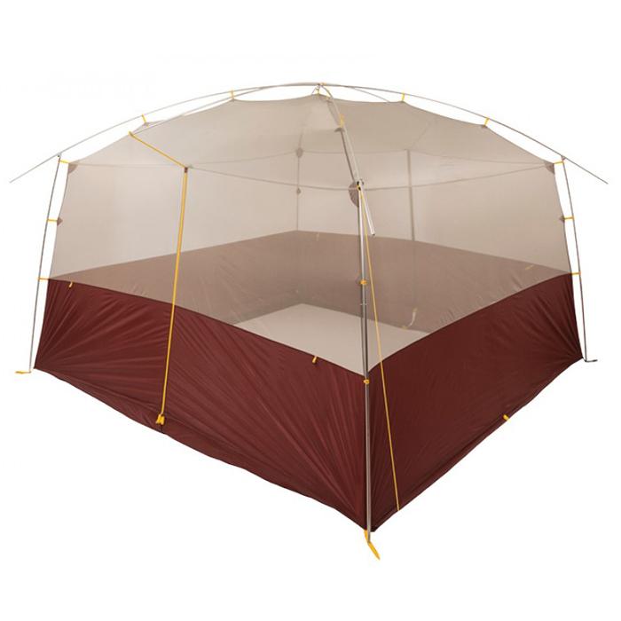 Sugarloaf tent main