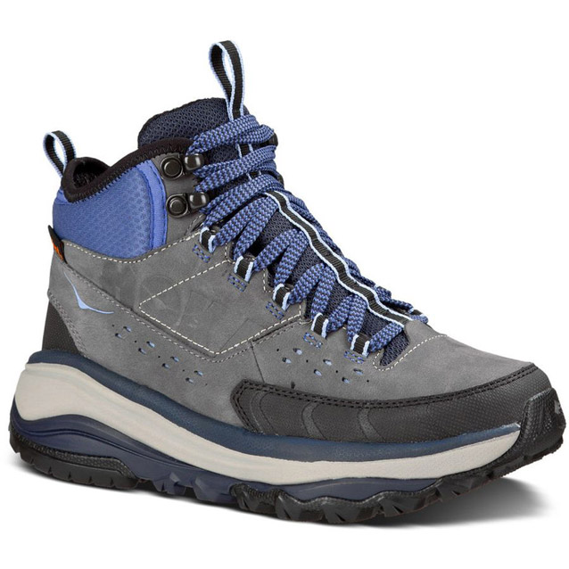 Hoka one one tor summit mid wp hiking boot womens 1