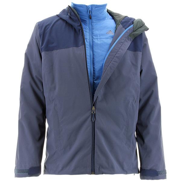 adidas 3 in 1 Insulated Wandertag Jacket