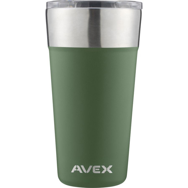 Avex 20 oz. Brew Insulated Pint Glass