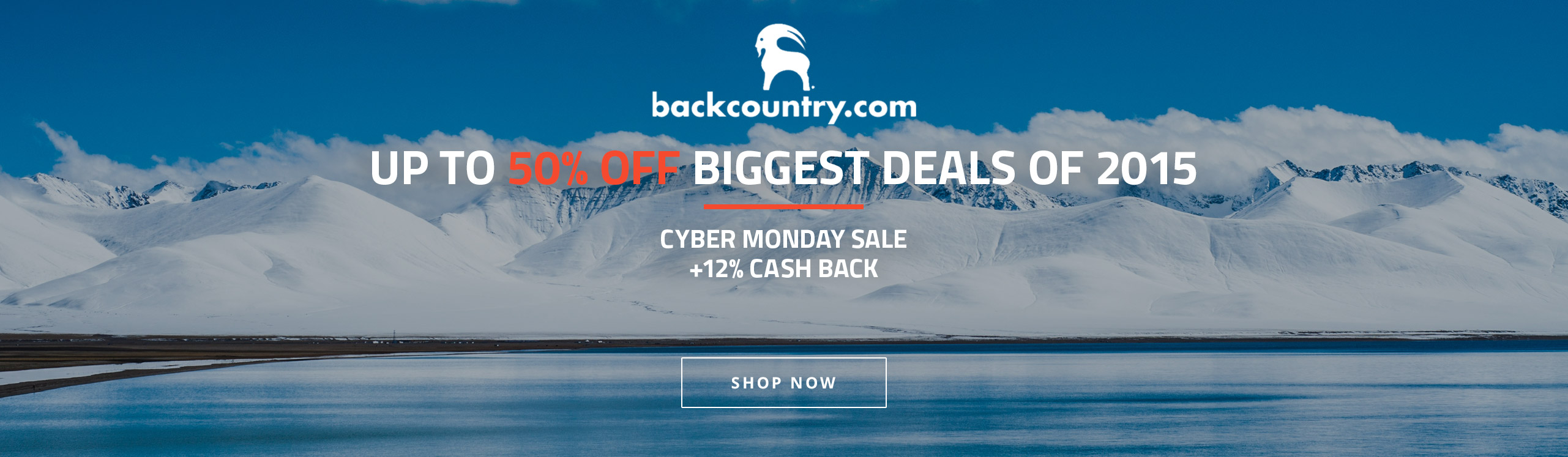 Backcountry Cyber Monday