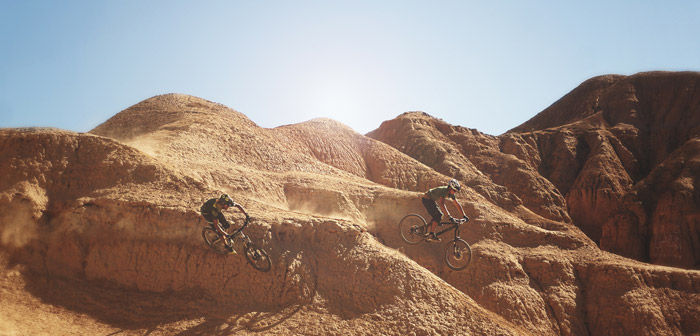 Gear That Got it Done: Cycling in Chile