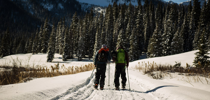 Basin and Range: Backcountry's New Line