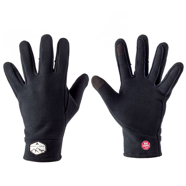 Br tech touch fleece gloves01
