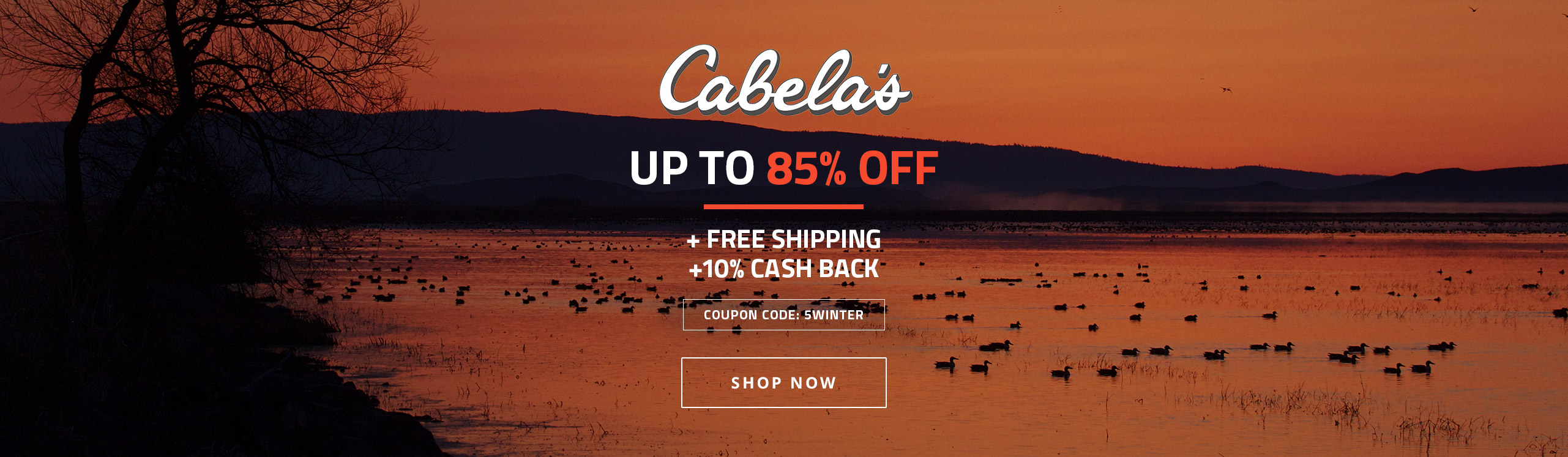 Cabela's Black Friday