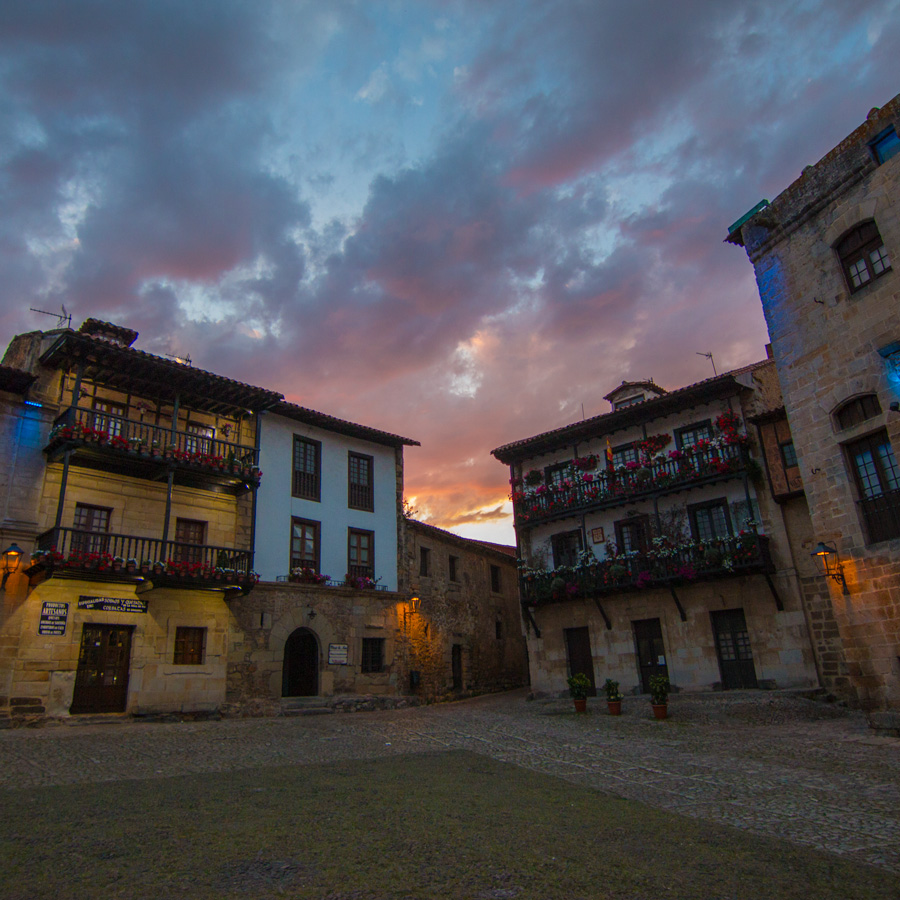 Time Traveling in Santillana del Mar, Cantabria