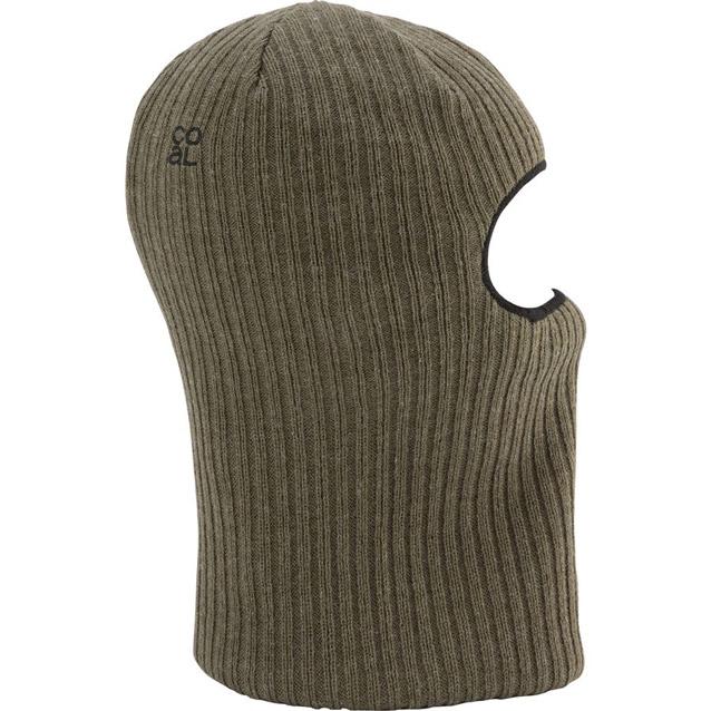 Coal knit balaclava 5