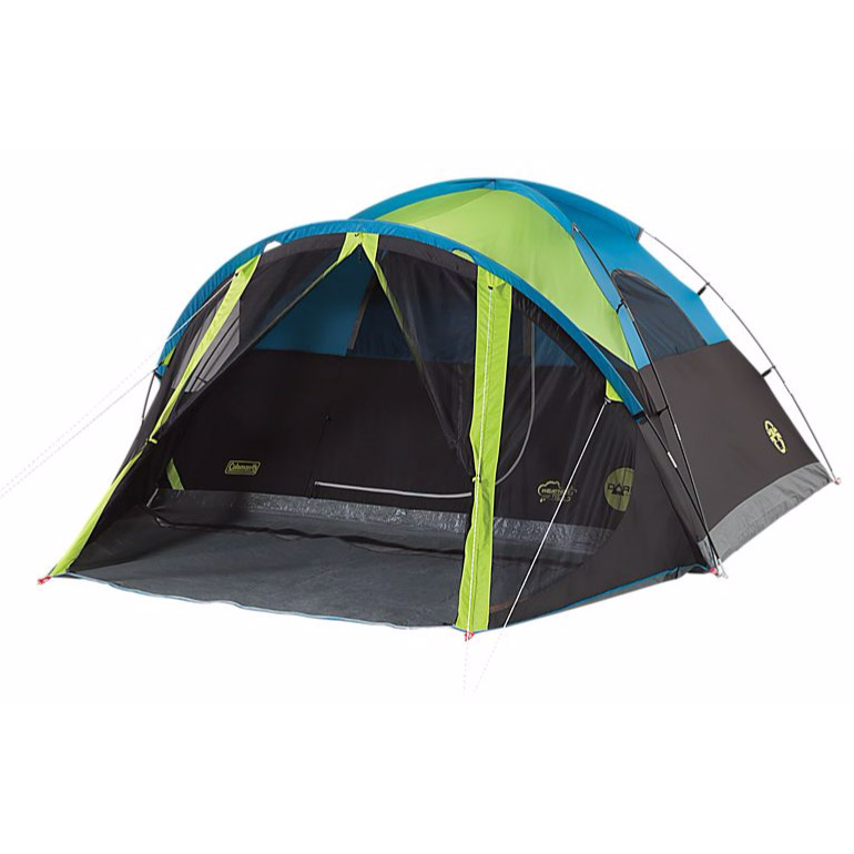 Coleman carlsbad 4p 1  sc 1 st  Active Junky & The Best Tents for Backpacking and Car Camping - 2018 Guide