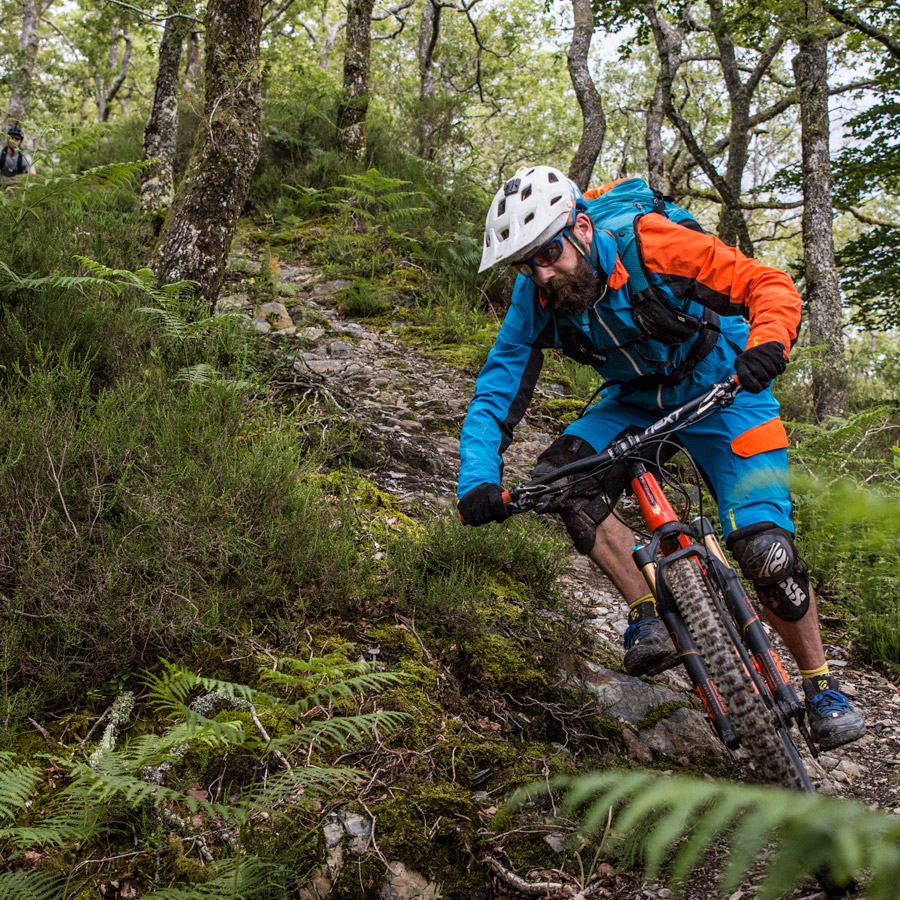 In the Passenger Seat with Doug McDonald, Owner and Lead Guide of Basque MTB