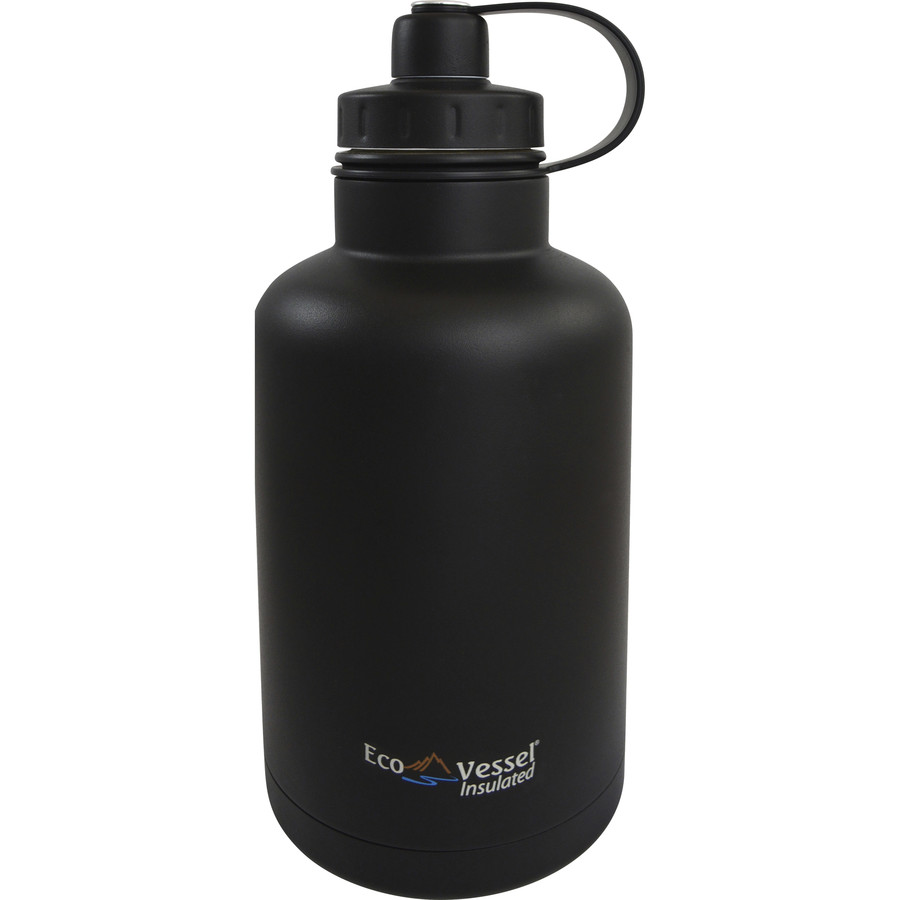 Eco-Vessel BOSS Vacuum-Insulated Stainless Steel Growler