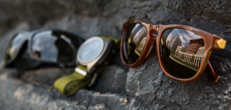 Electric Watch and Sunglasses Review