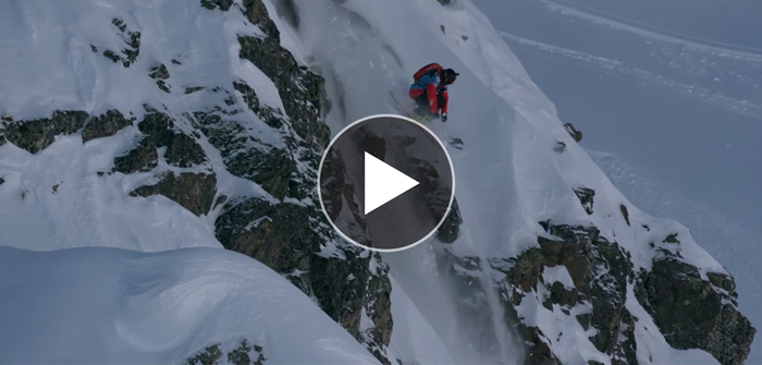 Freeride World Tour Goes Off at Chamonix