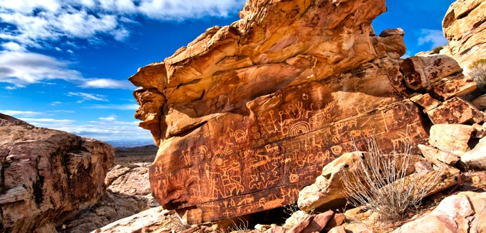 Saving Means Signing: Gold Butte Canyons