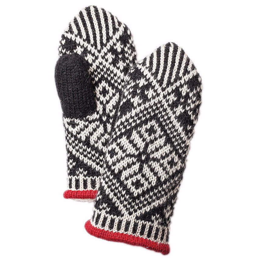 Hestra wool mitts2