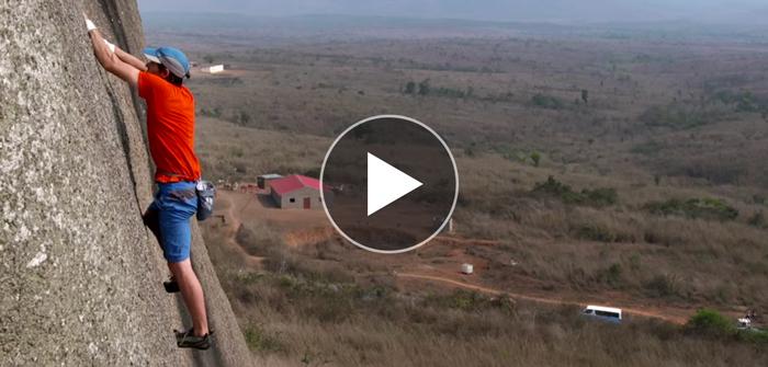 Alex Honnold's Angolan Ascension