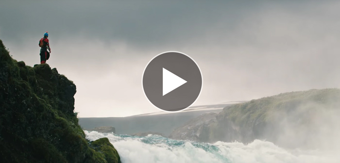 Kayaking Iceland: Crazy Waterfalls and Surreal Landscapes