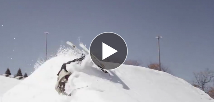 International Freeski Film Festival Top 10 Crashes
