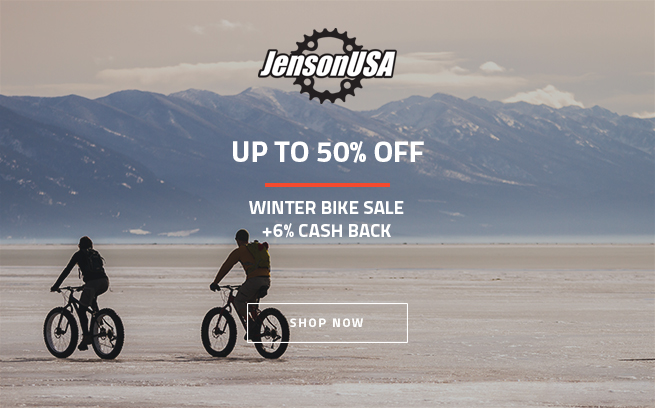 Jenson USA Winter Bike Sale