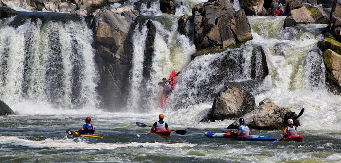 Whitewater Paddling Lingo: 16 Words You Should Know