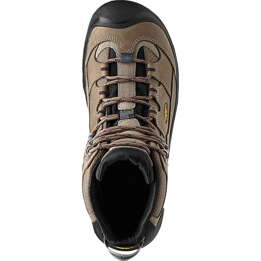 4d3a11e5ab65 Keen Durand Mid WP Hiking Boots - Men s