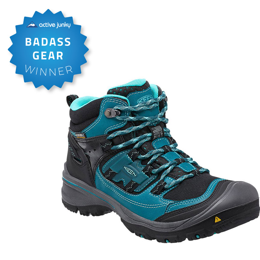 Keen logan mid womens hiking boots 1