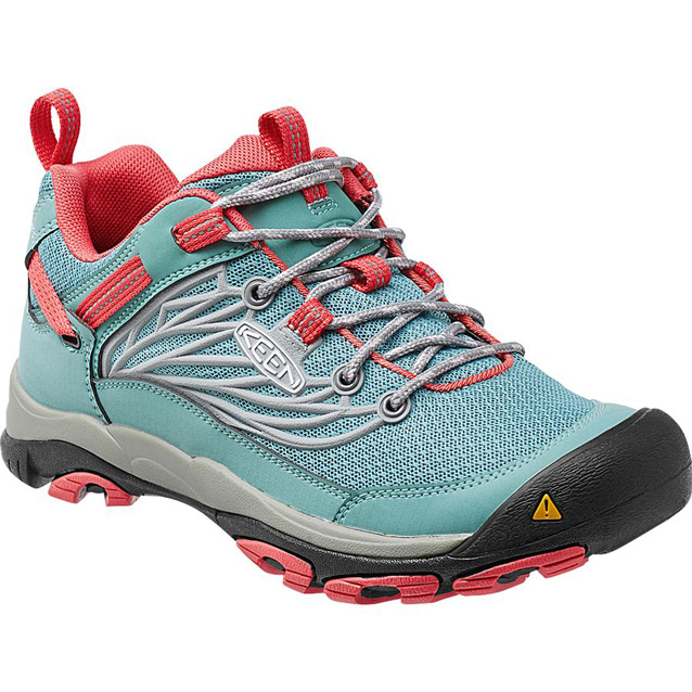 KEEN Womens Saltzman Waterproof Hiking Shoe