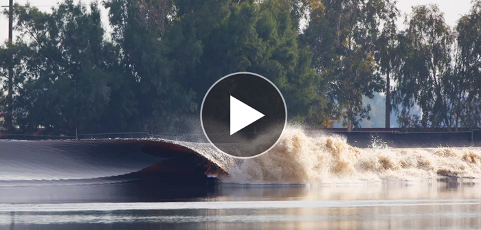 Kelly Slater and The World's Best Man-Made Wave