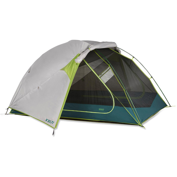 Kelty trail ridge 2 1  sc 1 st  Active Junky & The Best Tents for Backpacking and Car Camping - 2018 Guide