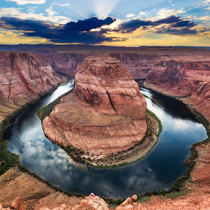 10 Longest Rivers in the U.S.