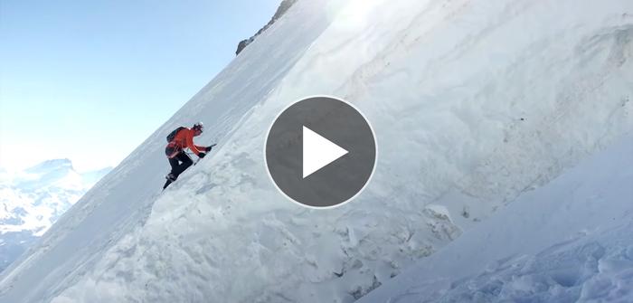 World Record on the Matterhorn