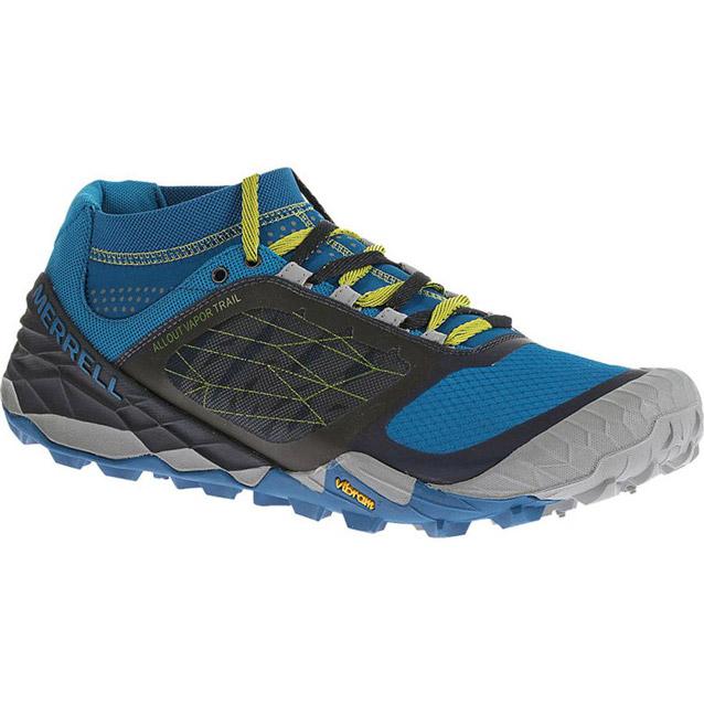 Merrell Hiking Shoe Men Vibram Run