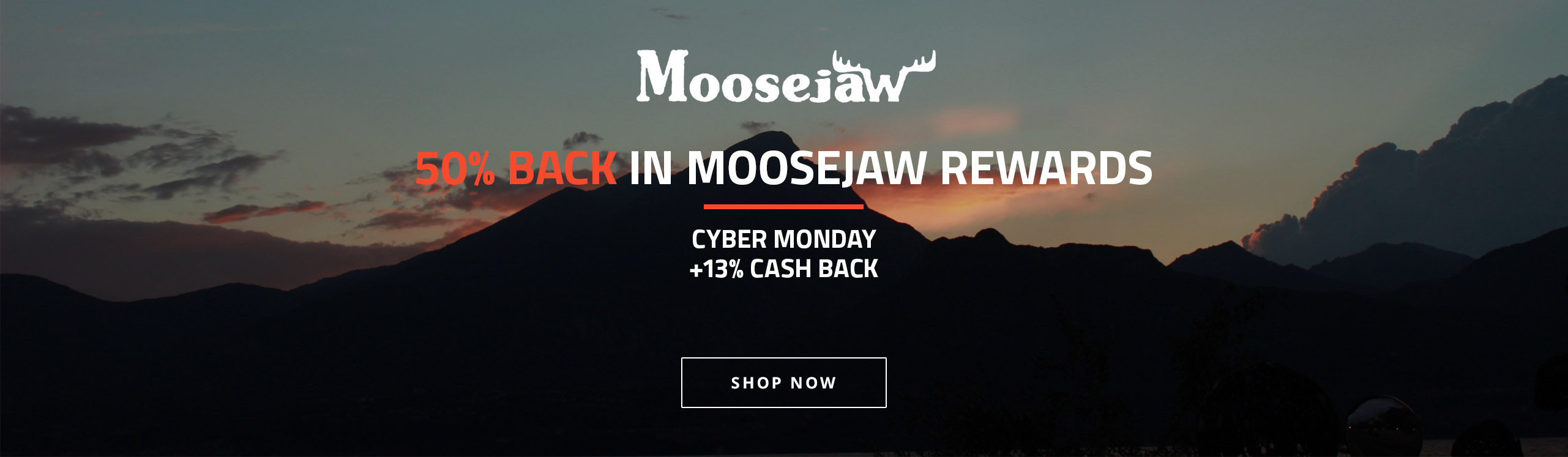 Moosejaw Cyber Monday