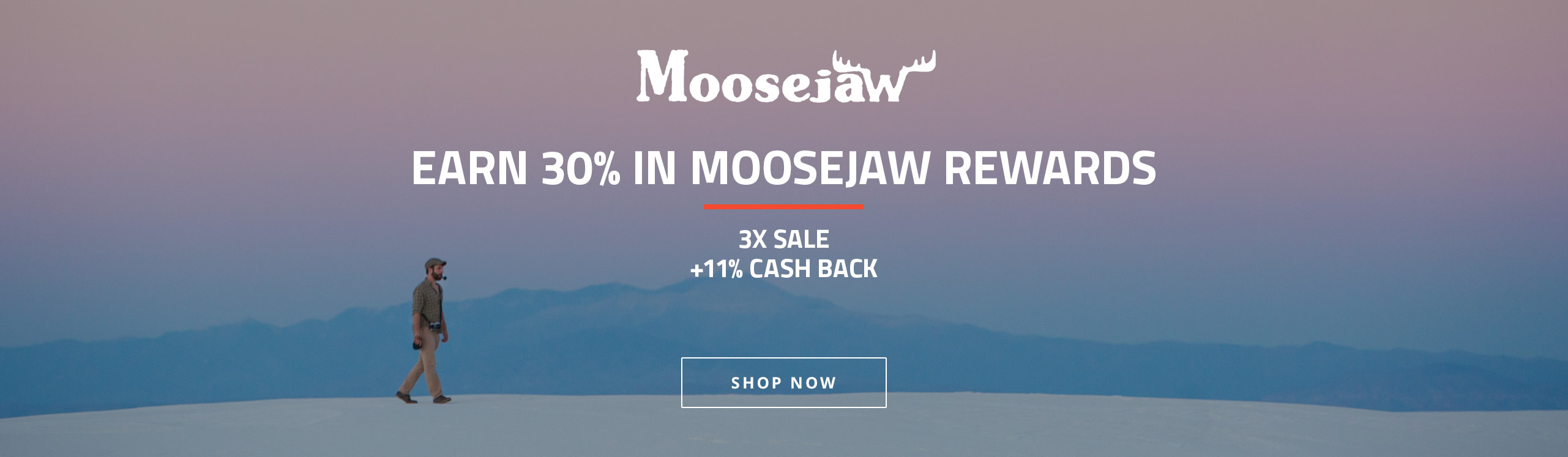 Moosejaw 3X Sale
