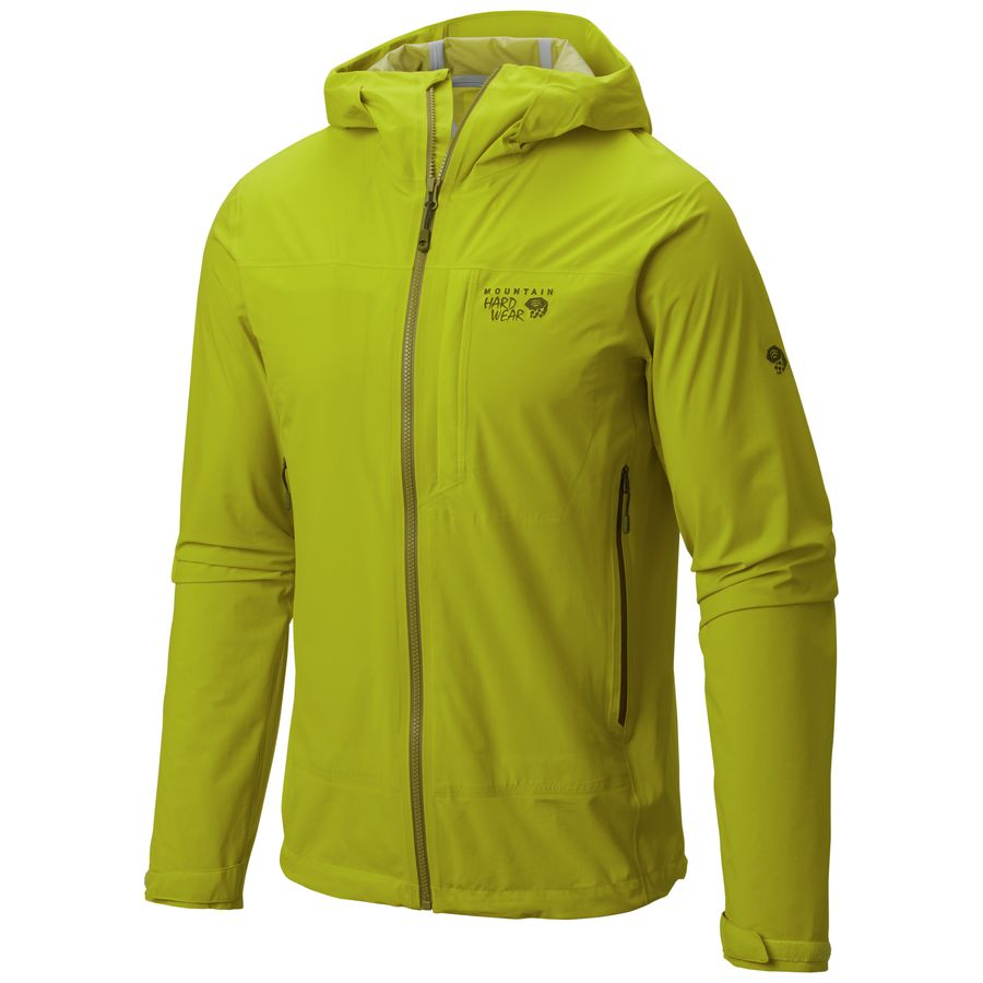 Mountain hardwear stretch ozonic jacket 5