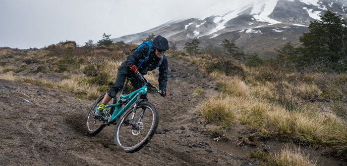 Mountain Biking in Puerto Varas