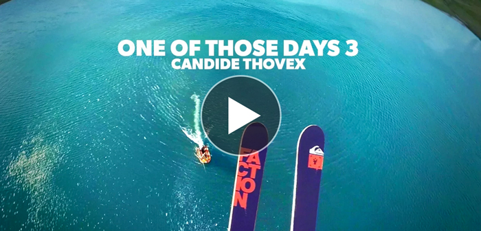 """Candide Thovex Drops Insane """"One of Those Days 3"""""""