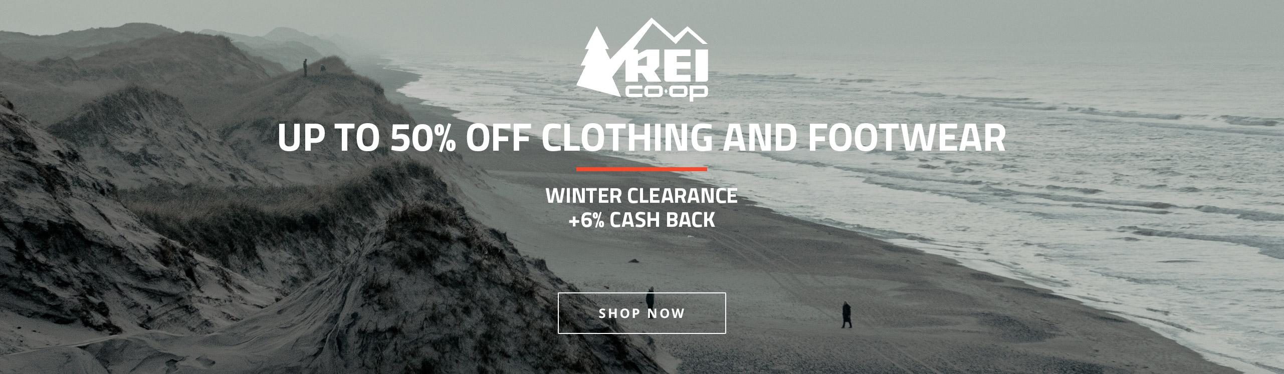 REI Winter Clearance