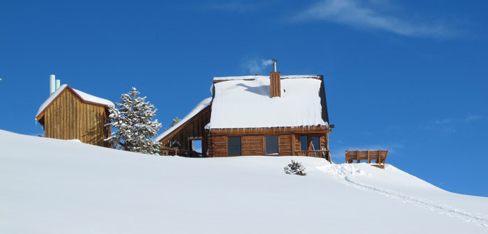 17 of our Favorite Backcountry Ski Huts