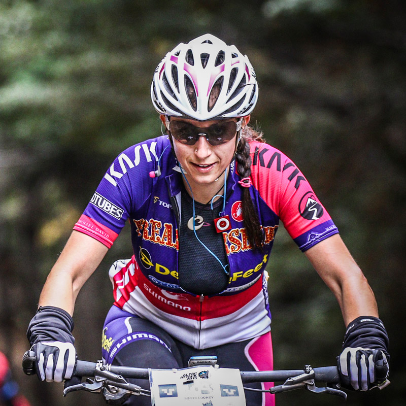 Interview with Mountain Biker Sonya Looney