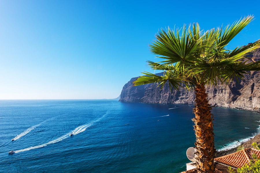 Острова в испании фото