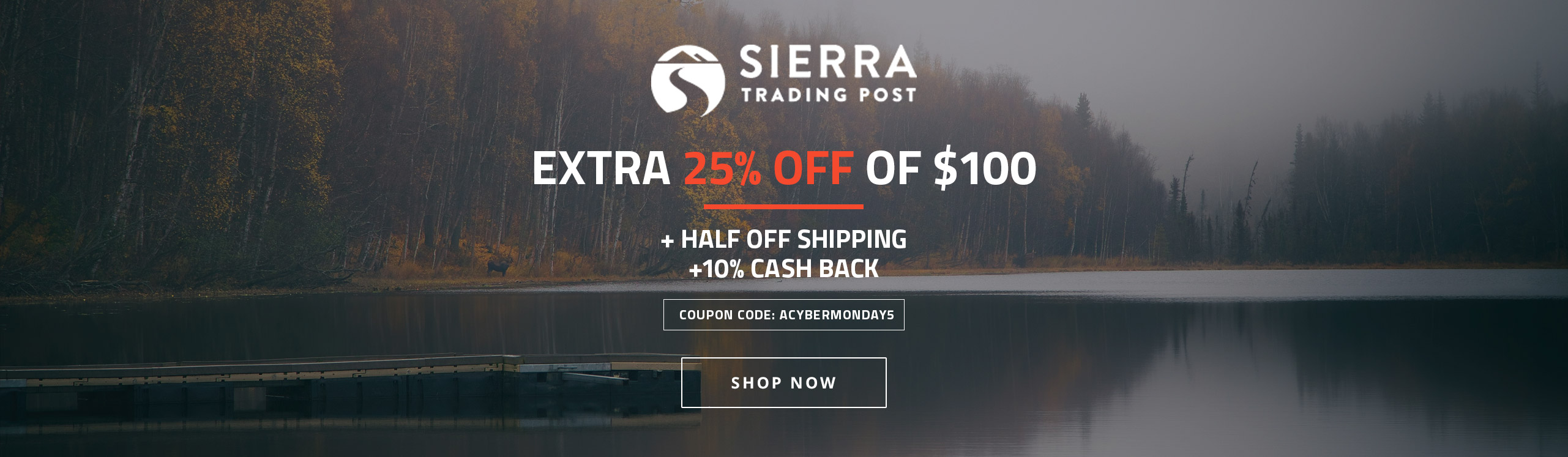 Sierra Trading Post Cyber Monday