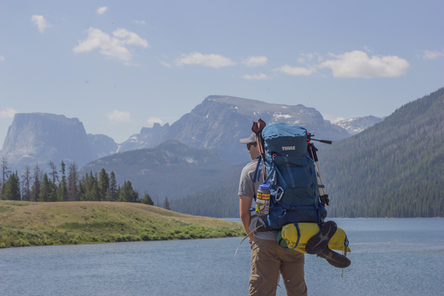 "d7898da9c7 Thule Guidepost 65L Men's Backpacking Pack: ""My favorite piece of gear."""