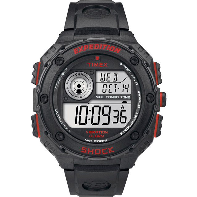 6b486cb6cd84 Timex Expedition Vibe Shock Watch