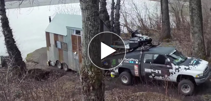 Tiny Homes and Big Adventures with Mike Basich
