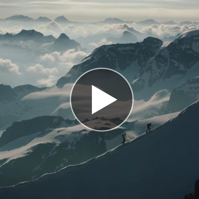 Ueli Steck: Around the Alps in 62 Days