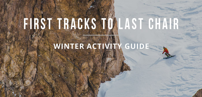 Explore the Winter Activity Guide